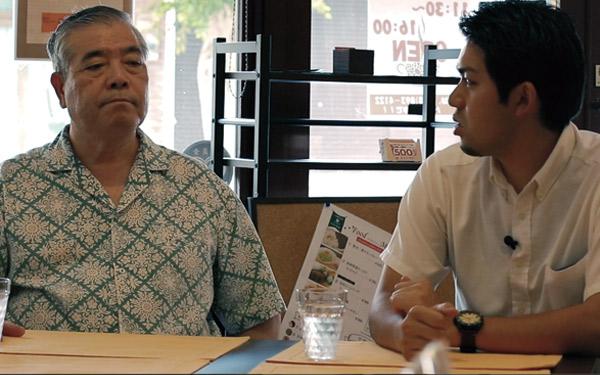 Reunite with My Past Self in Okinawa 〜沖縄で過去の自分と出会って〜