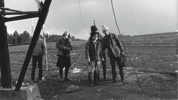 追悼!田村正毅(たむらまさき)  『三里塚・岩山に鉄塔が出来た』
