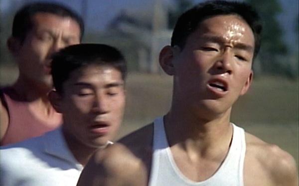 『あるマラソンランナーの記録』
