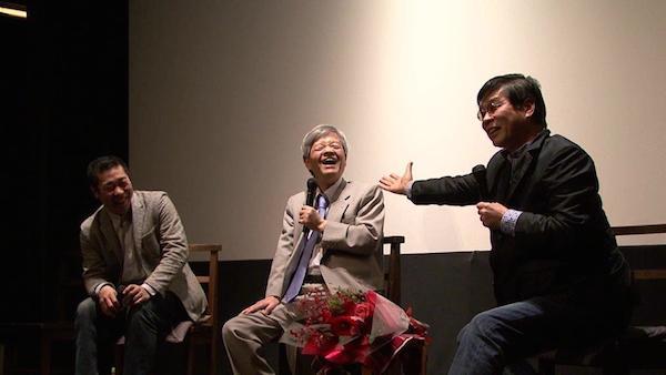 12/1 10:00-  招待作品①・原一男監督作品 上映内容変更のお知らせ