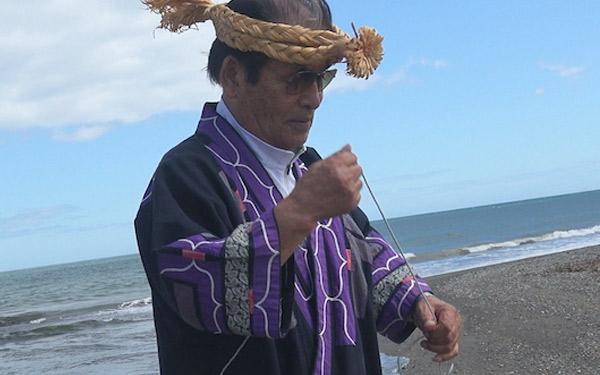 カムイチェプ サケ漁と先住権
